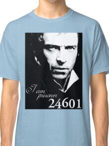 I AM PRISONER 24601 Classic T-Shirt