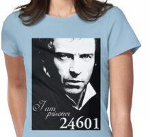 I AM PRISONER 24601 Womens Fitted T-Shirt