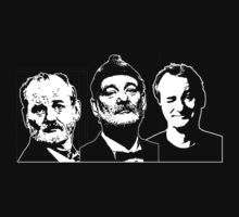 "Bill Murray ""Best Version II"" by Thomas Jarry"
