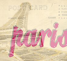 Postcard from Paris by Edward Fielding
