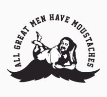 Defending Awesome - All Great Men Have Moustache Ron Jeremy by DefendAwesome
