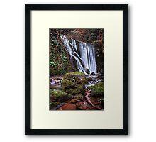 Alva Glen 3 Framed Print