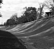 Monza Historic Banking by Tom Clancy