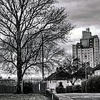 Council Estate of the midlands by MrNobody