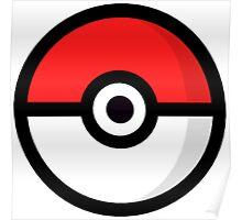 Pokeball - Pokemon Poster