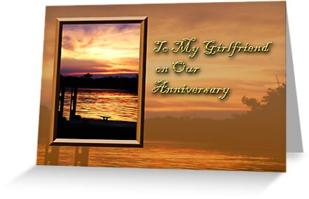 To My Girlfriend On Our Anniversary Pier by jkartlife