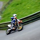 Prescott Speed Hill Climb - KTM KB Racing 590cc by Tom Clancy
