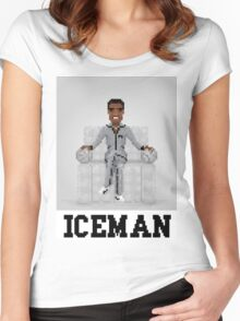 Iceman Women's Fitted Scoop T-Shirt