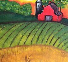 Farmscape by KeelieWebb
