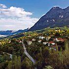 Lovely landscape by Baki Karacay