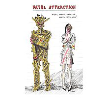 Fatal Attraction Photographic Print