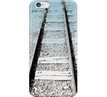 Tracks - artistic iphone case iPhone Case/Skin