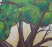 The Tree by Keelie Webb