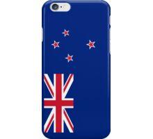 New Zealand Flag iPhone Case/Skin