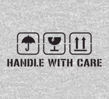 Handle with care Kids Clothes
