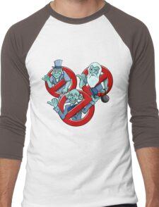 I Ain't Afraid Of No Ghosts Men's Baseball ¾ T-Shirt