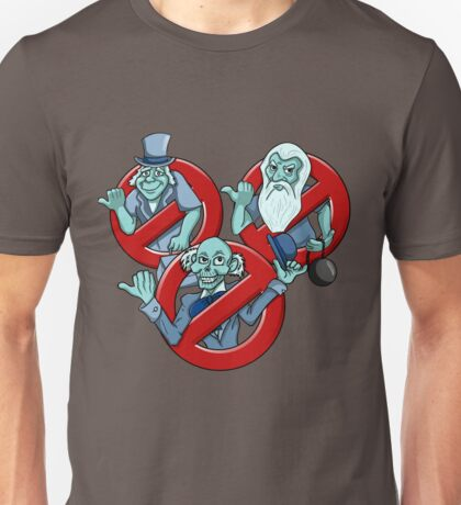 I Ain't Afraid Of No Ghosts Unisex T-Shirt