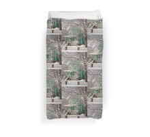 Home for the Holidays Duvet Cover