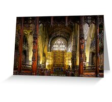 St. Nicholas Cathedral Greeting Card