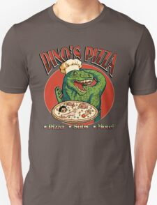 Dino's Pizza Unisex T-Shirt