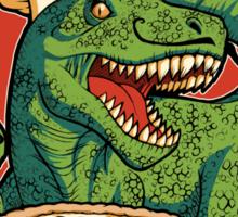 Dino's Pizza Sticker