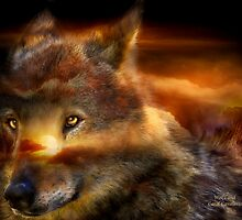 WolfLand by Carol  Cavalaris