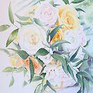 Sunshine Bouquet iPhone Case by Patsy L Smiles