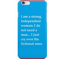 Independent Woman iPhone Case/Skin