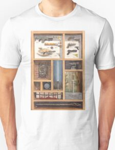 Small Arms from the Big Screen Unisex T-Shirt