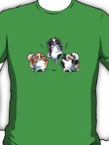 Love to Parti Pomeranians T-Shirt