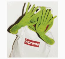 Supreme Kermit by Domsbubble