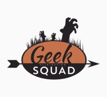 Geek Elimination Squad Kids Clothes