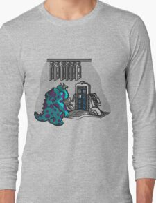 Doctor Sulley Long Sleeve T-Shirt