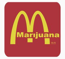 mcmarijuana stickers by mouseman