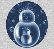 ☀ ツMOM BUBBLE & BABY BUBBLE CHILDS TEE SHIRT☀ ツ One Piece - Long Sleeve
