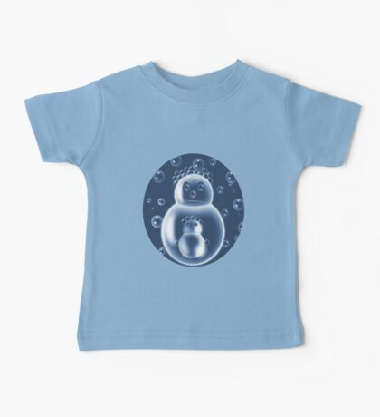 ☀ ツMOM BUBBLE & BABY BUBBLE CHILDS TEE SHIRT☀ ツ Baby Tee