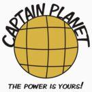 Captain Planet by TheRandomFandom