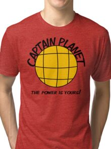 Captain Planet Tri-blend T-Shirt