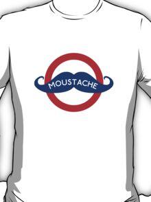 Moustache Underground T-Shirt