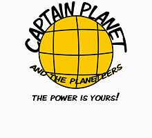 Captain Planet - AND the Planeteers! Unisex T-Shirt