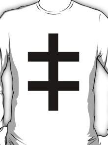 Celebritarian Corporation Black T-Shirt