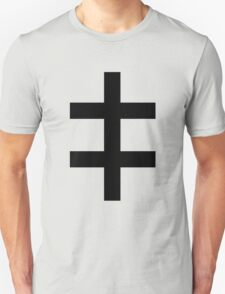 Celebritarian Corporation Black Unisex T-Shirt