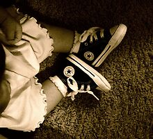 Baby Converse by AriannaRenee