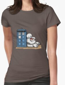 Doctor Mochi Womens Fitted T-Shirt