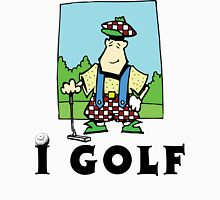 I Golf Unisex T-Shirt