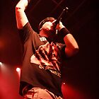 Jamey Jasta of Hatebreed by HoskingInd