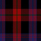 00406 Brown Tartan Fabric Print Iphone Case by Detnecs2013