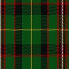 00413 George Brown Tartan Fabric Print Iphone Case by Detnecs2013