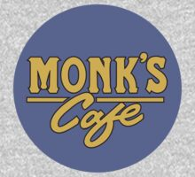 "Monk's Cafe - as seen on ""Seinfeld"" by vertigocreative"