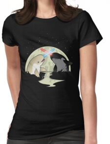 Nar Wars Womens Fitted T-Shirt